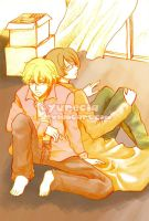 G00 - Graham and Billy by yurecia