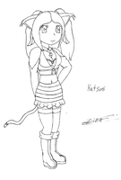 Katsumi (Old Design) by couger49