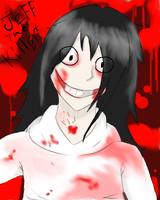 jeff the killer by tthe13th