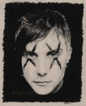 Frank Iero - No.1 by electrichyena