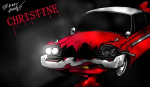 Christine Attacks - Plymouth Fury by MeganekkoPlymouth241