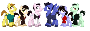 Torchwood: Cast Lineup by LissyStrata