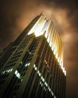 NBC Tower Late Night II by spudart