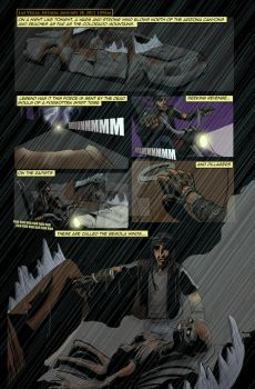 Regenesys Book One: Death Becomes Her, Page 20 by Frank-Espinoza