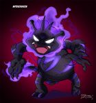 Elektaghast Pokefusion Entry by JazylH