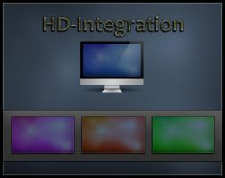 Simple HD-Integration by G3mpi3