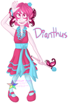 EB: Dianthus 'Dian' by PuppyLuver