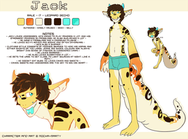 [SKETCH REF] Jake by Inklash