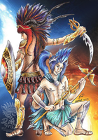 CE: The Gods: Inseparable Opposites by Drerika