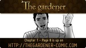 The gardener - CH01P08 by Marc-G