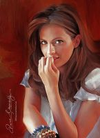 Stana Katic - Kate Beckett in CASTLE by Amro0