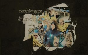 northwestern wallpaper psd by Liadan1985
