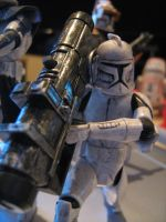 clone trooper 15 by shithlord