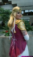 Princess Zelda by abisue