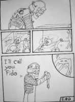 Dead Space Isaacs pet _ page 2 by fox-xy