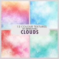 003 set: Clouds by detectiveli