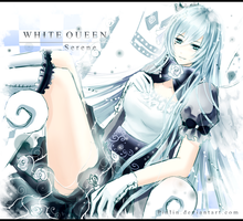 White Queen by Pinlin