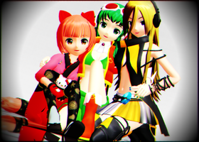 .: Day 6. Favourite Vocaloid :. by kage--chan