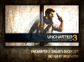 Uncharted 3: Drake's Deception by mxmgodin