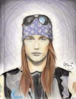 Axl Rose by kdotmdot