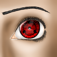 NOTE: Sharingan Practice by TerranDesigns