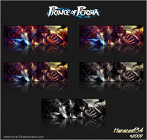 Prince of Persia Signature by Hura134
