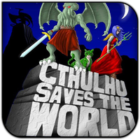 Cthulhu Saves the World by tchiba69