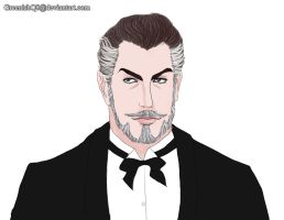 Vincent Price House of Wax by GreenishQ8