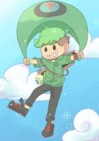 Jacksepticeye - Subscribe and Punch by Feliinia