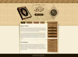 Quran Online by MAbeer