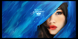 Smudge Beauty PS Signature by pevec