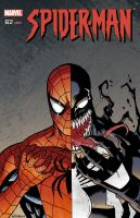 Spiderman fake cover by Ullcer