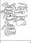 Streex funny faces by reg92