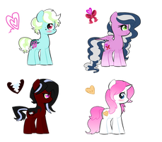 Valentine's Day Adopts (CLOSED) by sugarfate