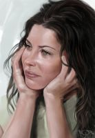 Evangeline Lilly by tonyob