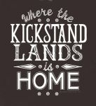 Where the Kickstand Lands by blindthistle