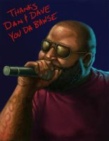 Rick Ross the Bawse by Sullyman