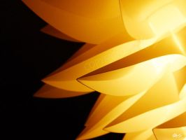Lava Lampshade by LauraHolArt