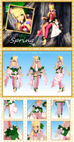 MOTMe : Spring by mmdyesbutterfly