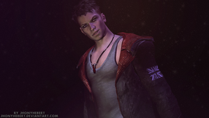 Dante - Devil May Cry by JhonyHebert