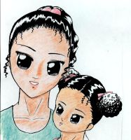 Sisters by Nubia06