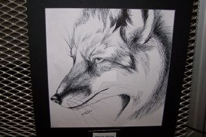 Ink Fox Picture by Kiwi-Fox3