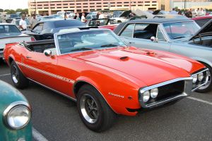 1968 PONTIAC Firebird 350 H.O. Convertible (III) by HardRocker78
