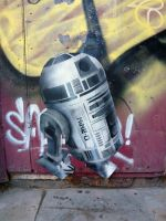 Knocking on Heaven's Door - R2D2 by paulo2070