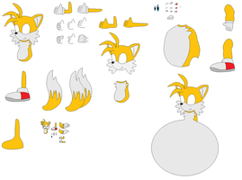Tails Builder by FarahTheHedgehog