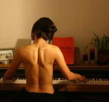 Piano and Back by WrongState