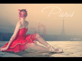 Paris with Love by MelodyPictures
