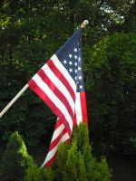 American Flag by MissyStock