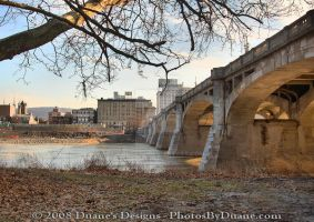 Market Street Bridge 2 by MrParts