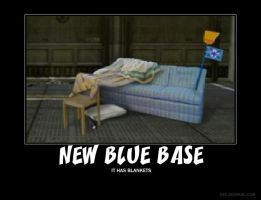 new blue base by Crosknight